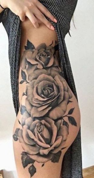 Photo of Hip piece tattoo design ideas 42 – we otomotive info – design ideas for hip …