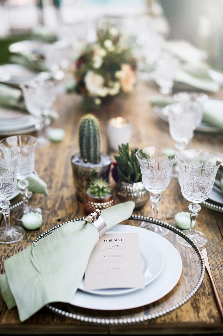 45 Ways To Dress Up Your Wedding Reception Tables - Rustic wedding table ,wedding decorations #weddingtable