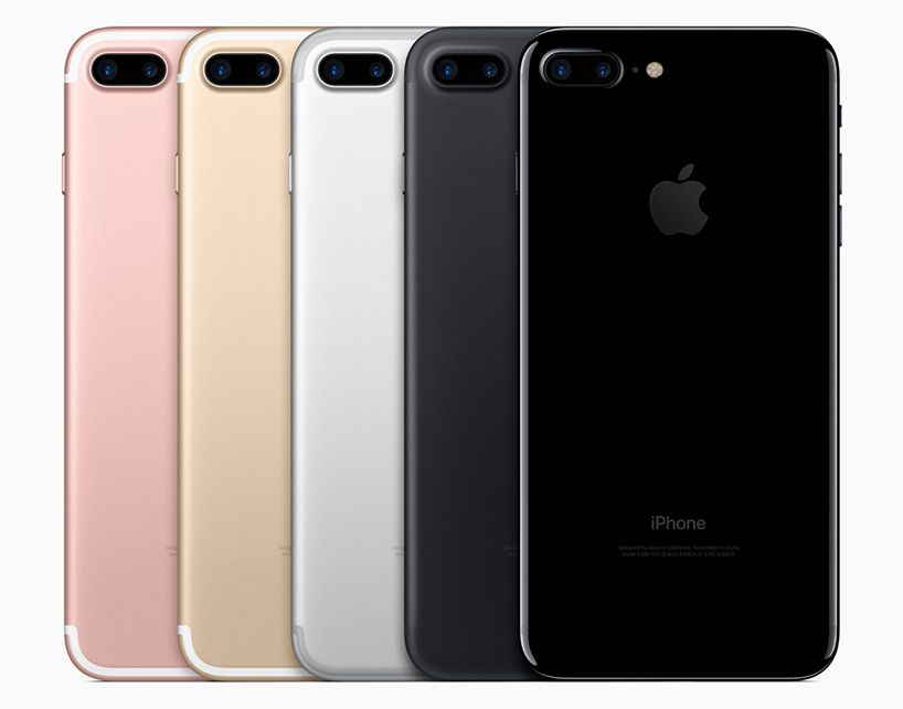 Iphone 7 Apple Offers Water Resistance And Improved Cameras Iphone 7 Plus Black Iphone 7 Apple Iphone