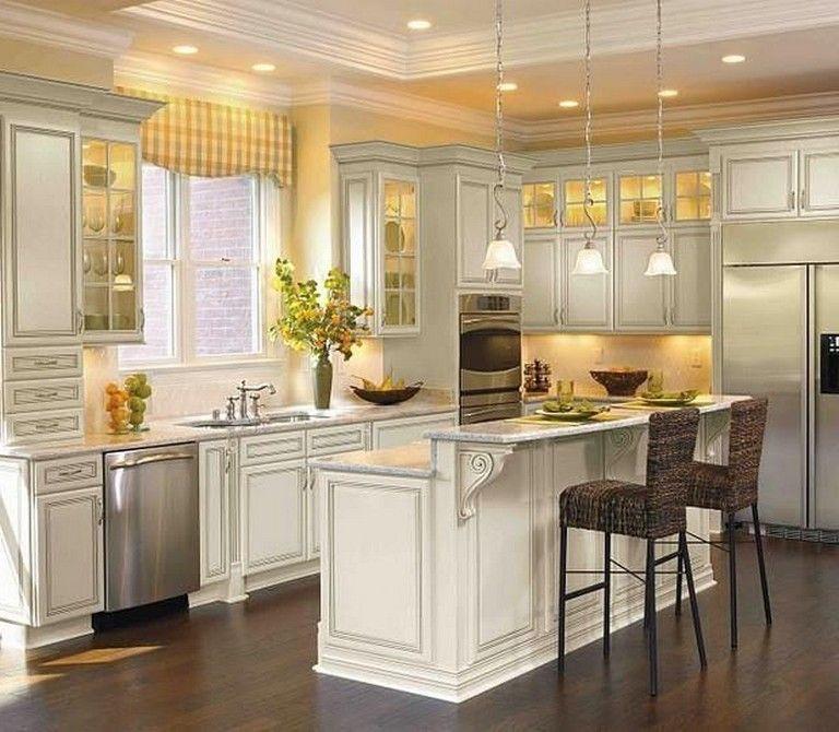 37 stunning kitchen ideas white cabinets  off white
