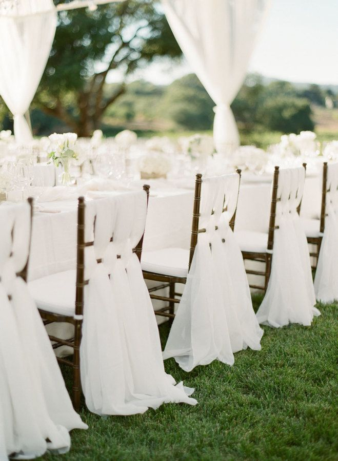 Clic White Al Fresco Wedding Decor Http Www Stylemepretty 2016 11 15 A On Design Made For The Photography Kt