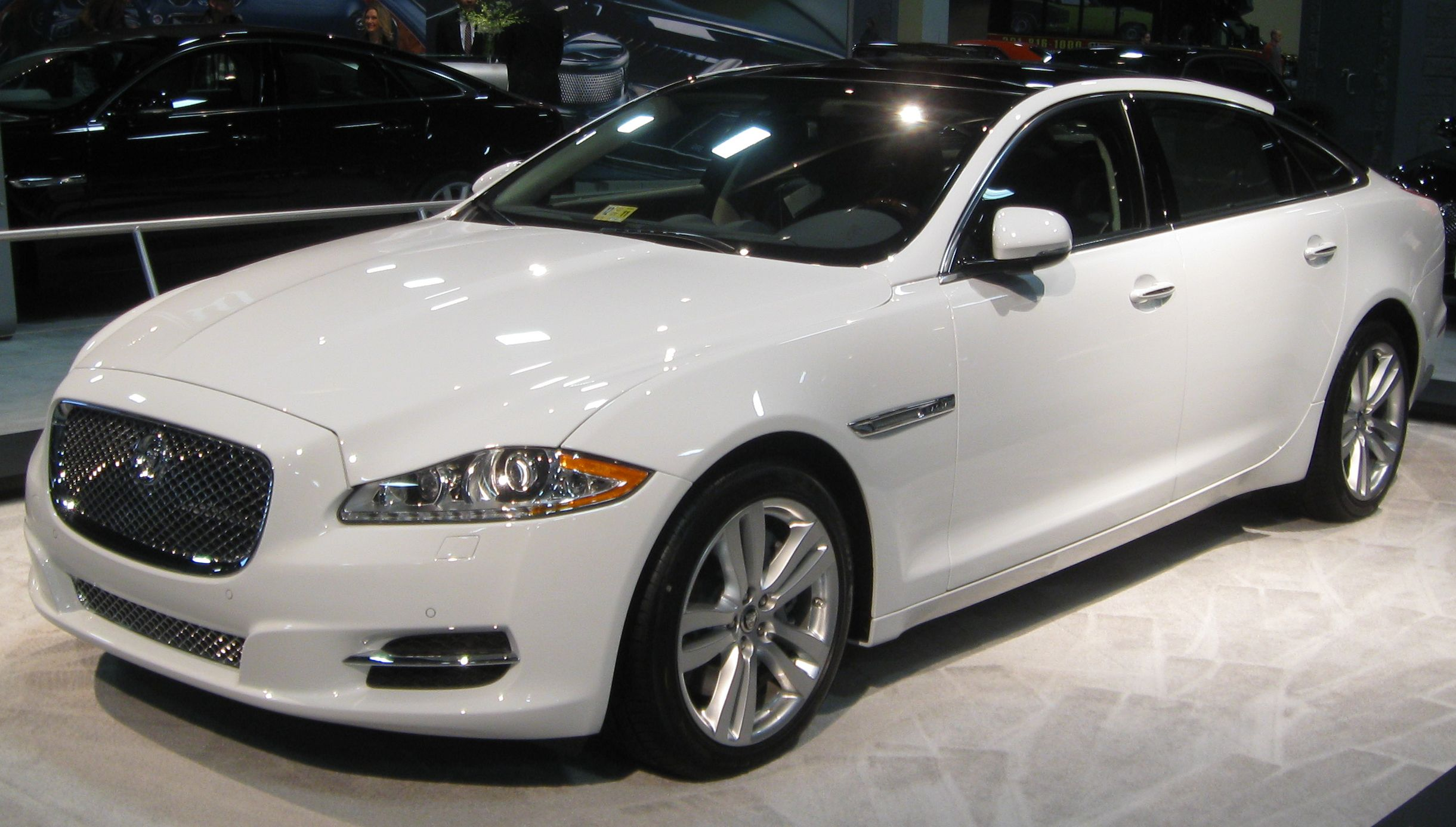 Jaguar Cars   Wikipedia, The Free Encyclopedia