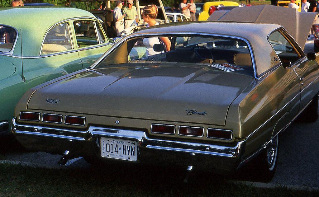1971 Chevy Impala 2 Door Chevy Impala Chevy Chevrolet Caprice