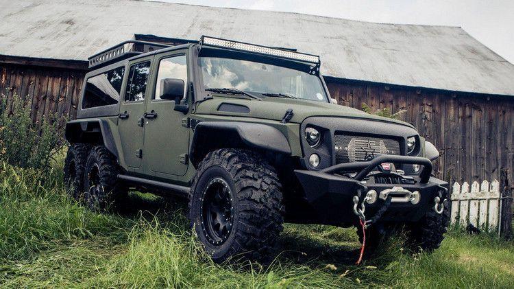 6 Wheel Patton Jeep Tomahawk 12 Photos Jeep Wrangler Jeep