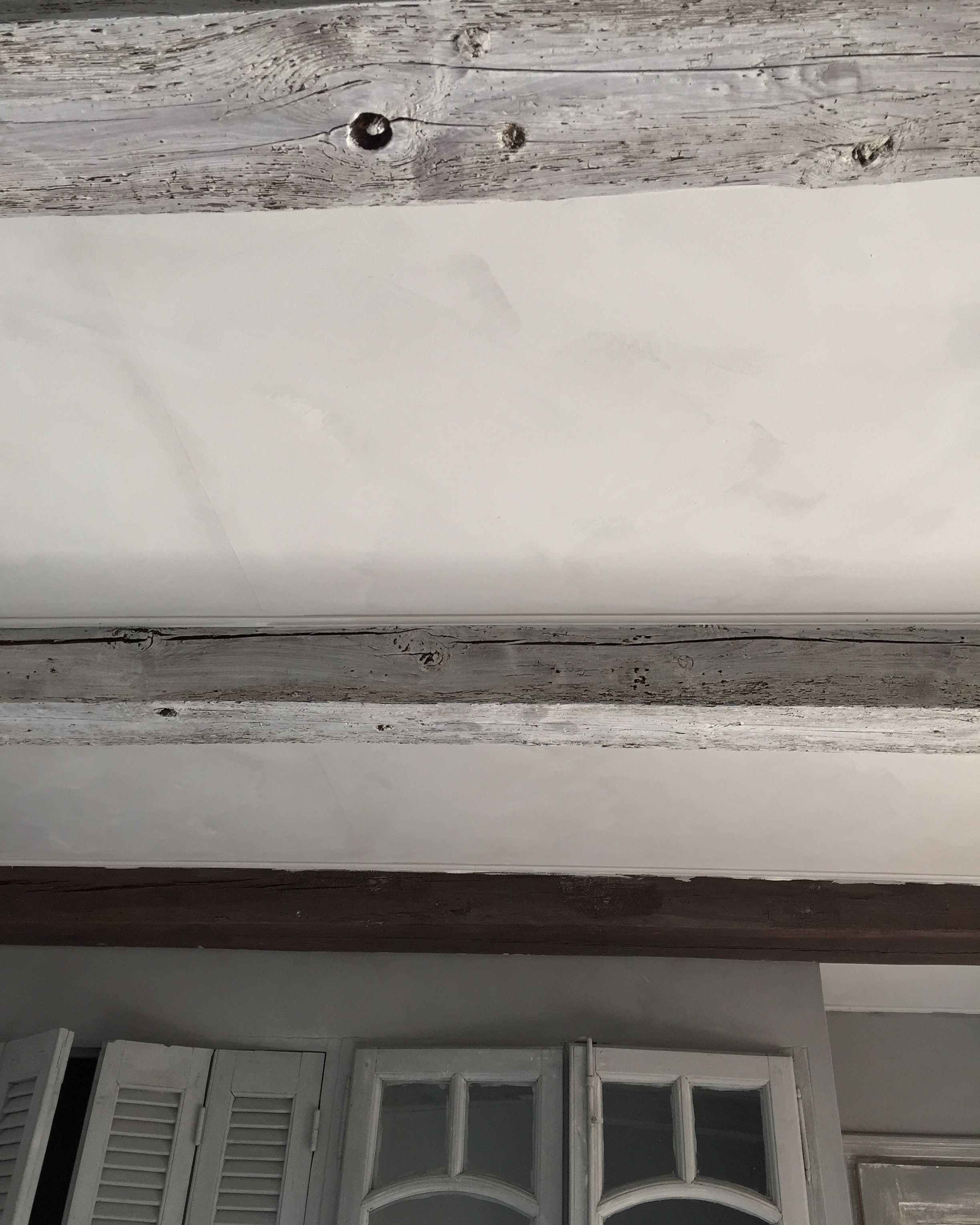 10 Kitchen Cabinets To Ceiling: Limewash On Those Beames :) Ceiling Is Gabbro (x-strokes