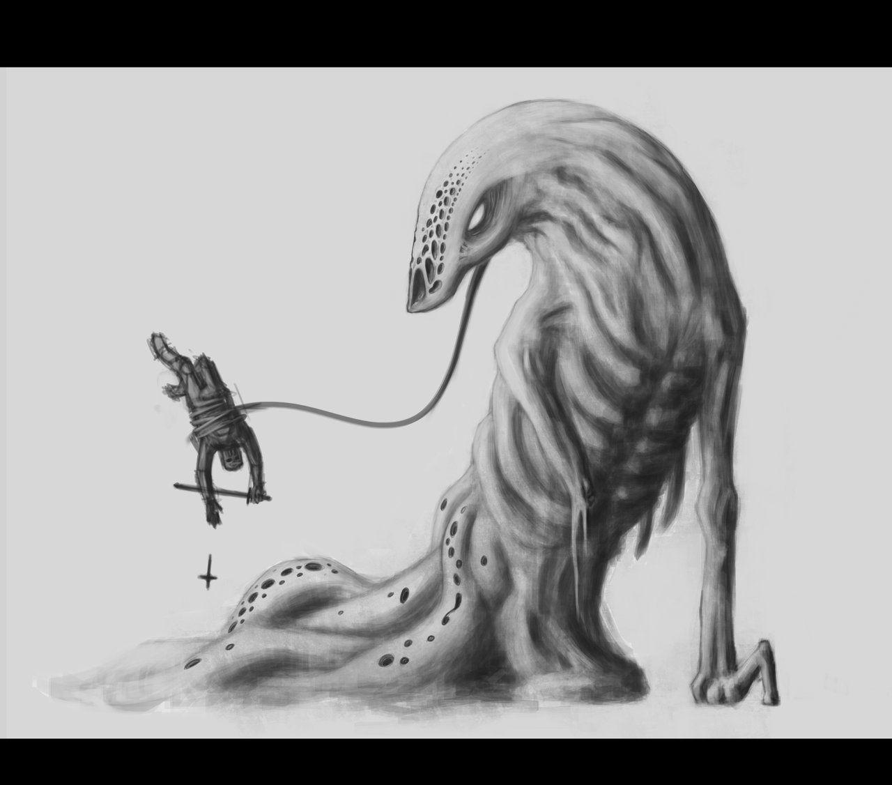 sketch by W1re.deviantart.com on @DeviantArt