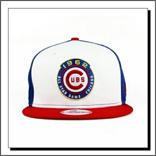 Chicago Cubs  1962 All-Star Game Chicago  37cc8294f