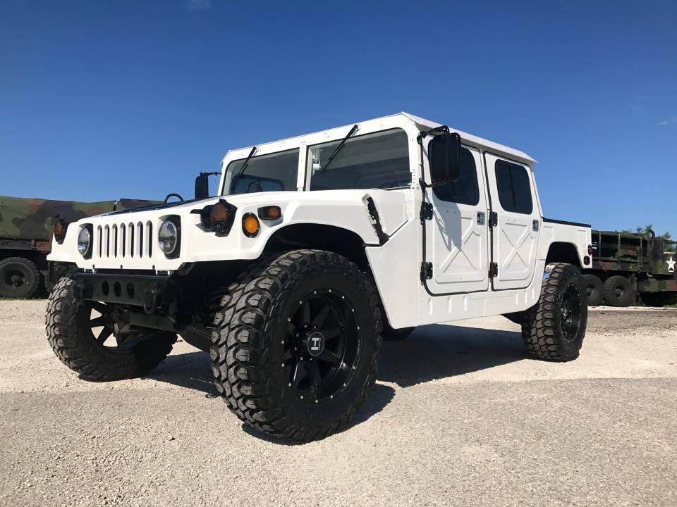 Am General Humvee Restored M998 Pickup trucks, Trucks
