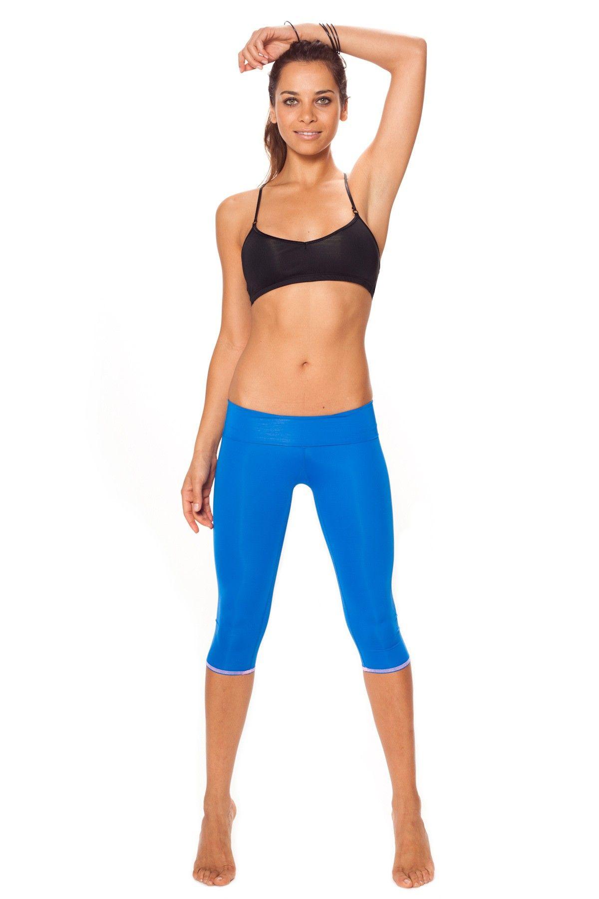 7d002307f9a50 3 teeki goddess capri pant <3 | yoga | Active wear, Fitness fashion ...
