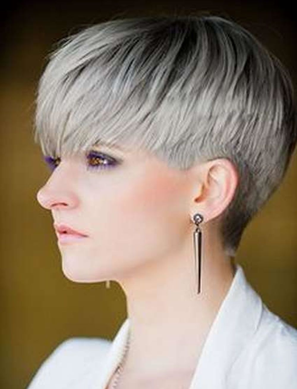 2018 short haircut trends and hair colors for female  | cabelos