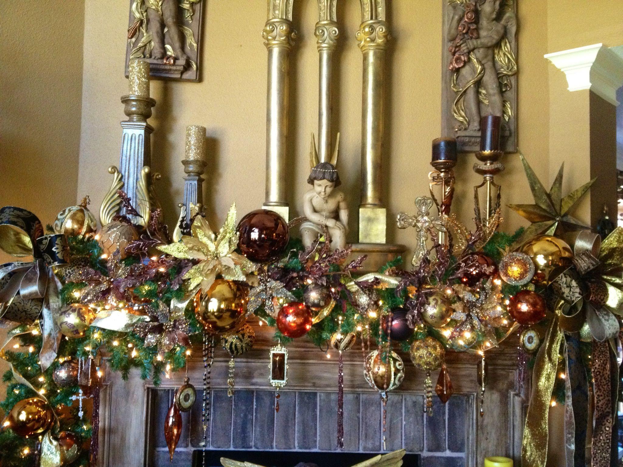 Arcadia Floral And Home Decor Christmas Mantel Garland Christmas Tree Decorations