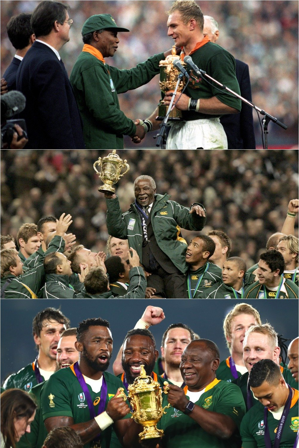 Supersport On Rugby World Cup Springbok Rugby Latest Sports News