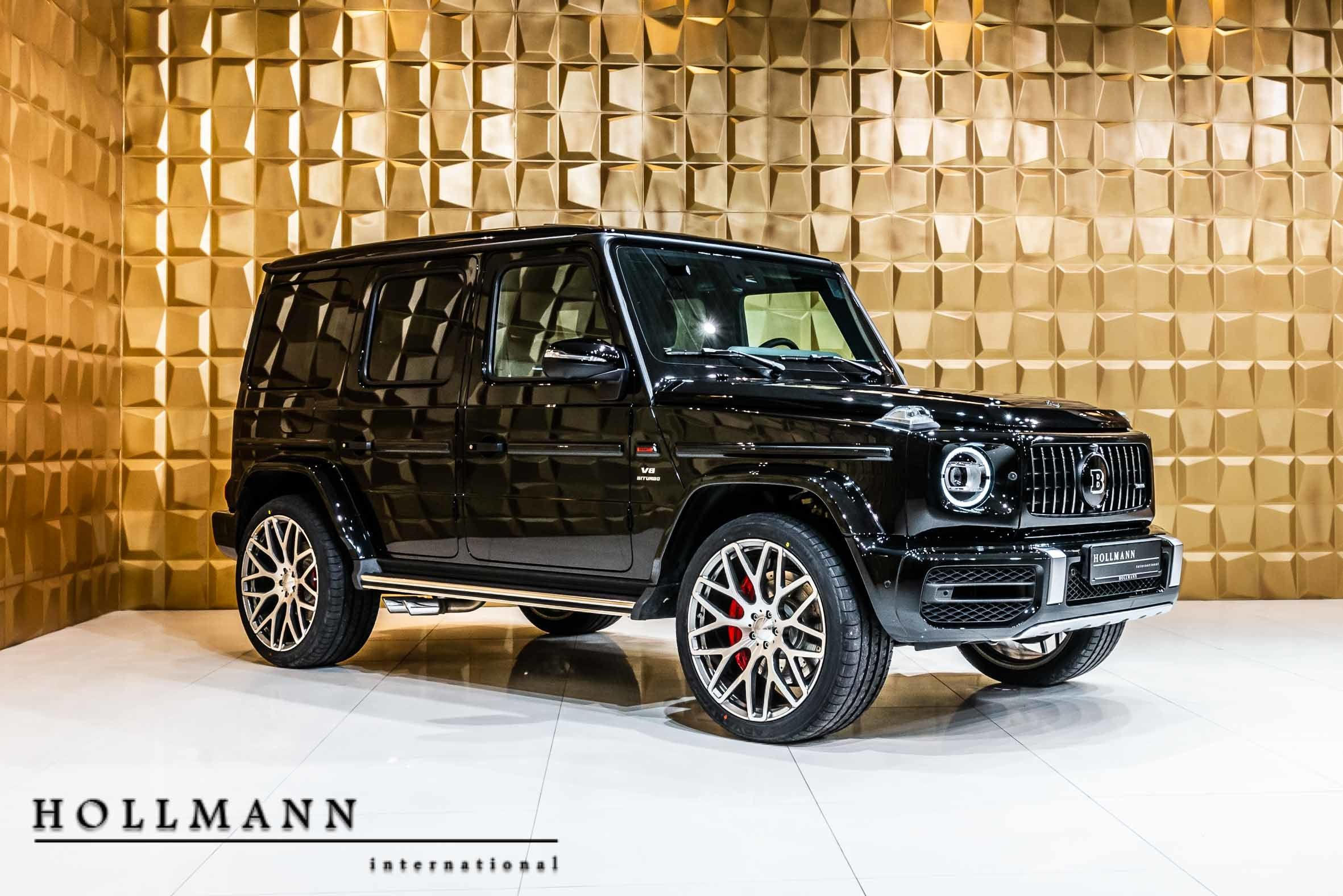 Photo of MERCEDES-BENZ G 63 AMG BRABUS 700 – Luxury Pulse Cars – Germany