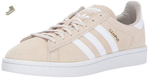 W Clear Women's Originals White Brownwhitecrystal Campus Adidas wxqP67BAx