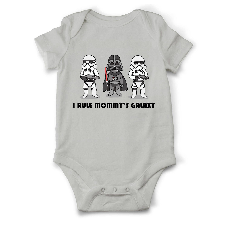 Star wars Baby boy bodysuit Mommy s Galaxy Star Wars bodysuit Jedi