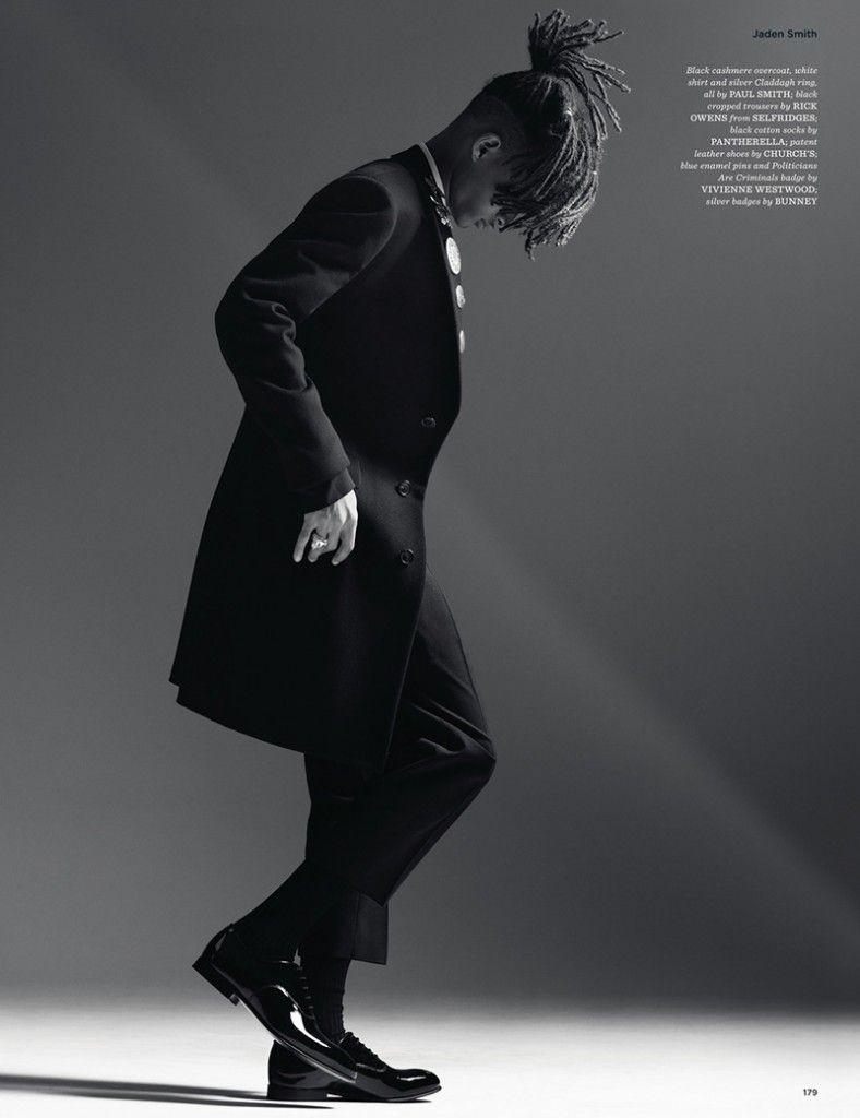 Jaden Smith for GQ Style5