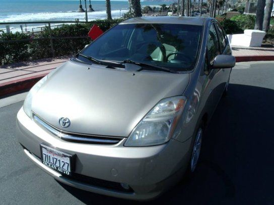 Hatchback, 2006 Toyota Prius with 4 Door in San Clemente ...