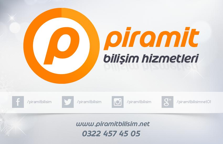 Piramit Bilişim Hizmetleri Web tasarım, Danışmanlık