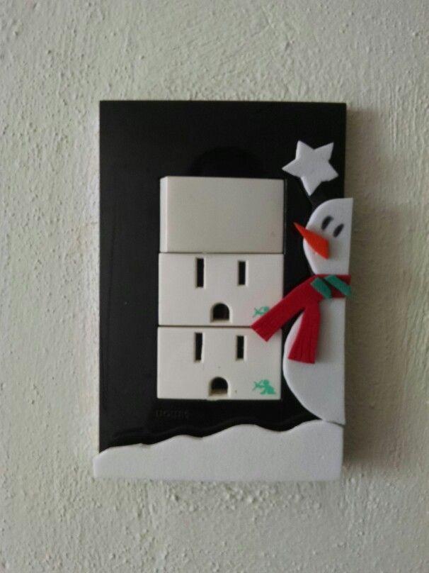 Apagador navideño All Things Christmas, Merry Christmas, Christmas Holidays, …   Cosas de ...
