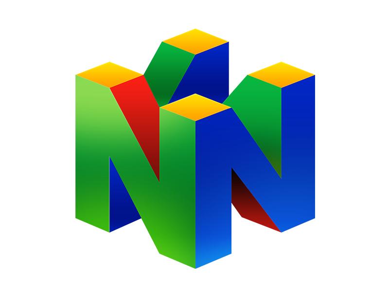 N64 Logo Logos Logo Design N64