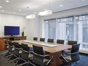 Executive Wood Conference Table By Haworth Conference Tables - Haworth conference table