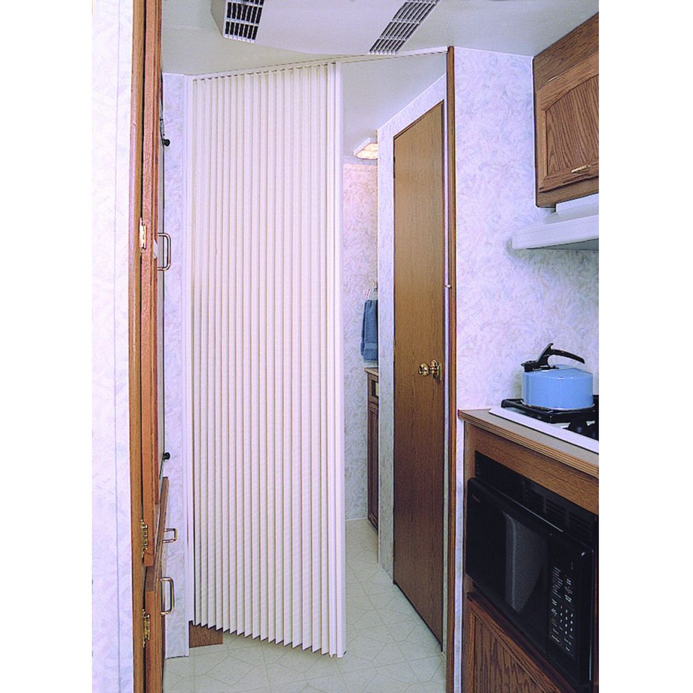 United Shade Pleated Folding Doors Rv Pinterest Rv And Rv Storage