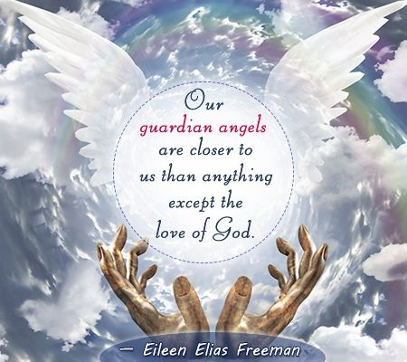 30 Magically Beautiful Quotes About Guardian Angels ...