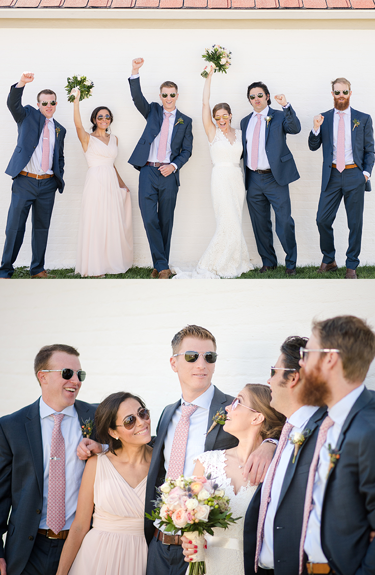 How to Choose the Best Wedding Sunglasses: Bridal Party Wear ...