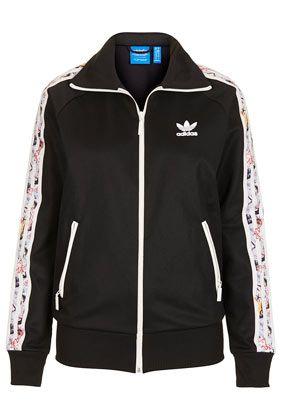 adidas flower blouse Căutare Google | Adidas hoodie