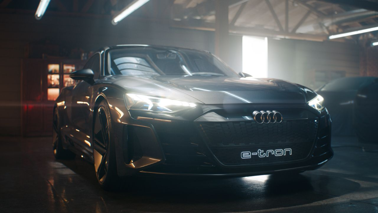 Audi S Cashew Commercial For The 2019 Super Bowl Gives Us A Look At The E Tron Gt Top Speed Audi E Tron Audi Cars Audi