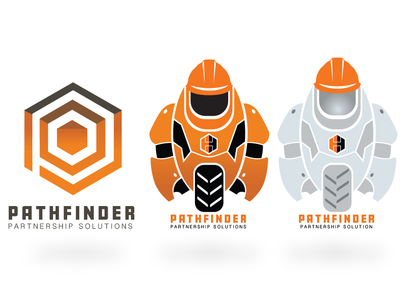 Pathfinder Logo Design Logo Design Pathfinder Logos