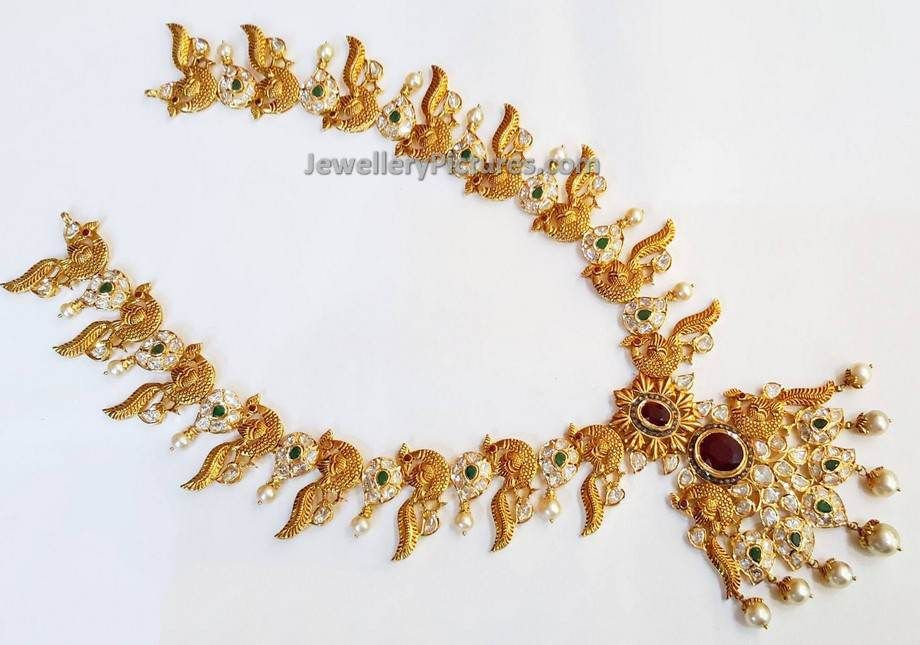 Gold Jewellery - Page 3 of 6 Latest Indian Jewelry - Jewellery Designs