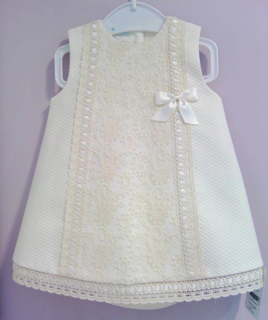 Resultado de imagen de vestido pique niña | muñeca