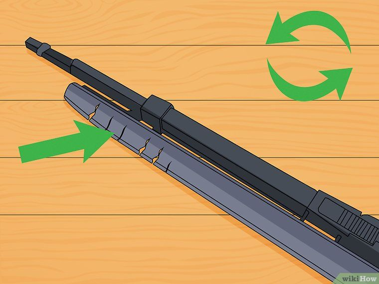 Stop Windshield Wiper Blades from Squeaking Blade, Car