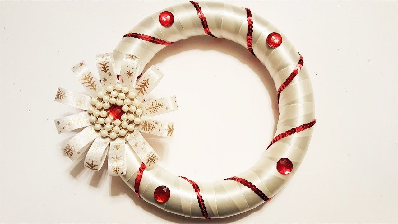 Christmas Holiday Wreath - Dollar Tree | Walmart