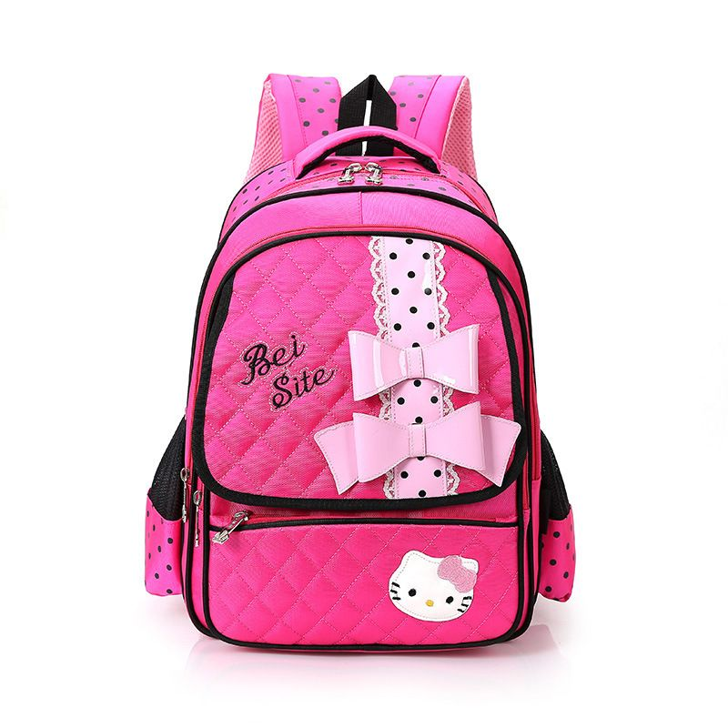 Children rucksack kind girl backpacks baby girl bag cute girl ...