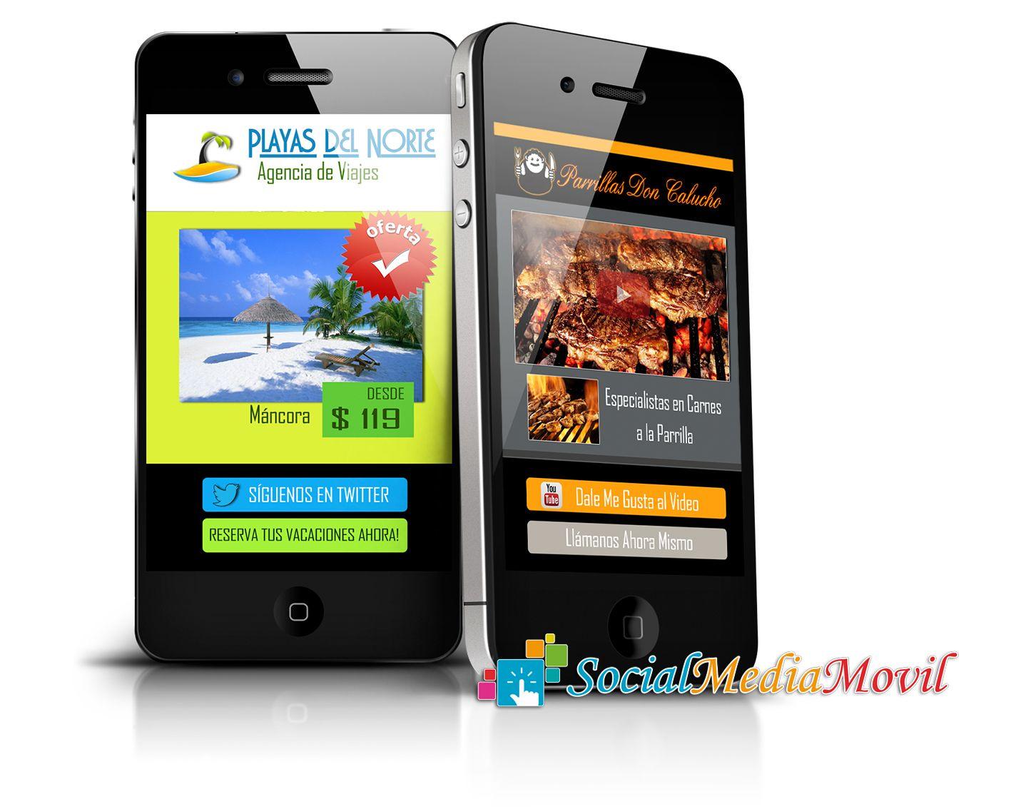 Cupones Móviles, haz que tus clientes utilicen los cupones móviles para adquirir las ofertas o promociones que tienes para ellos, y todo por medio de sus celulares