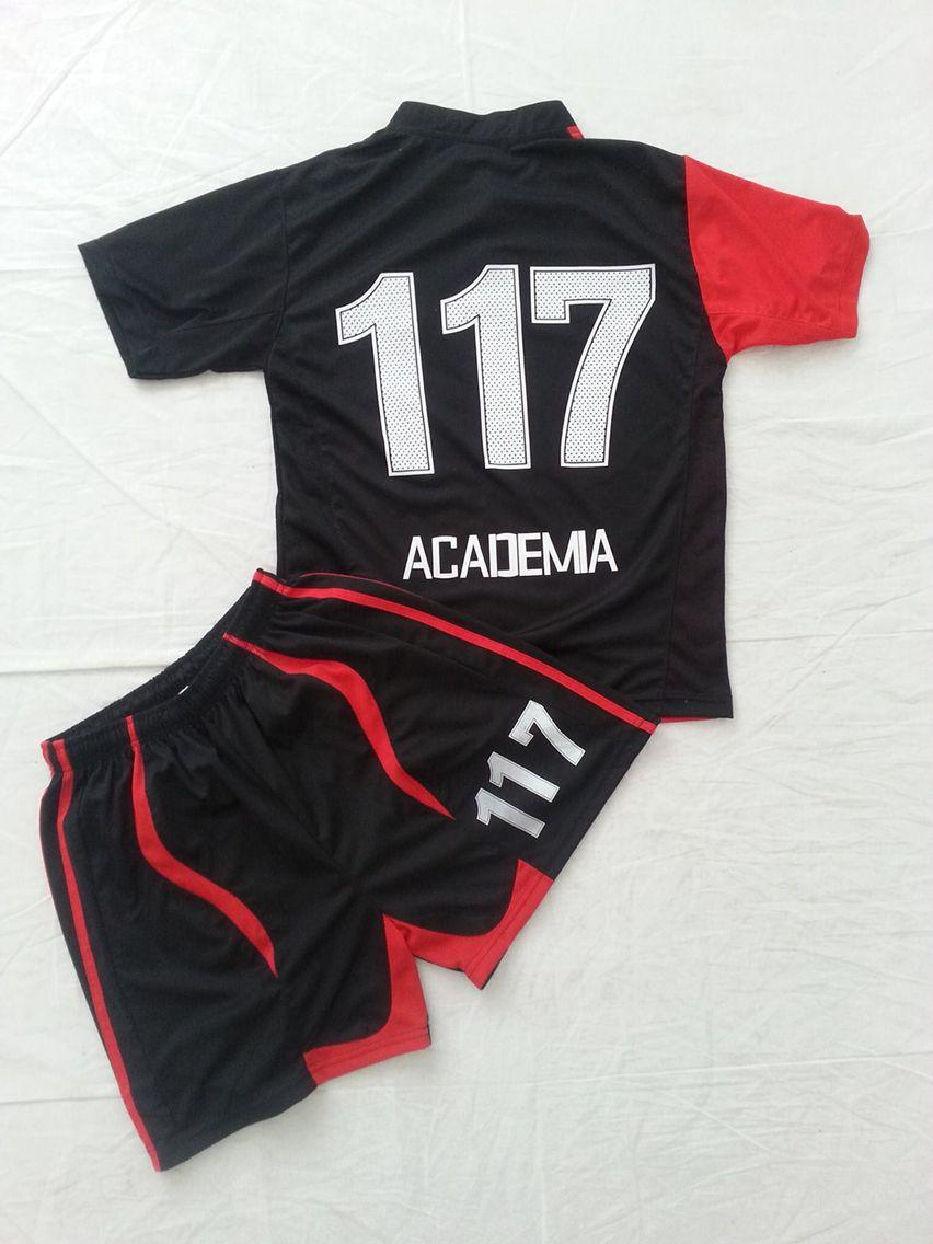 419473e9d8ddd Impresión en playera y short de números deportivos. Vinil Textil