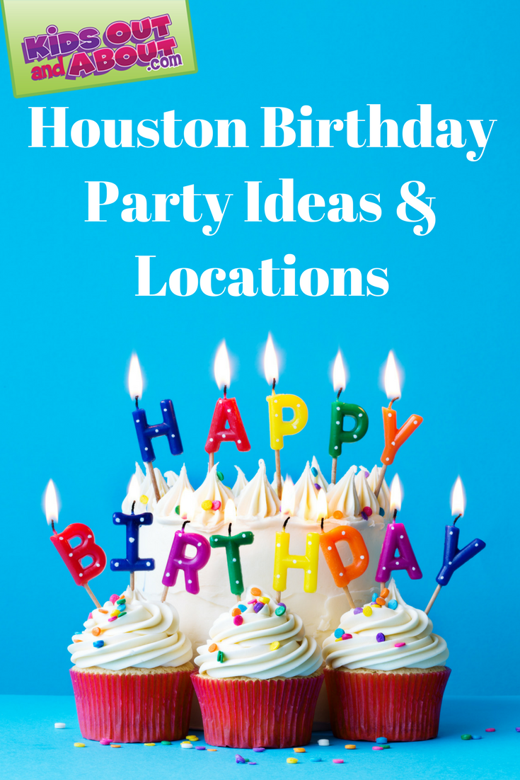 Great Ideas For Local Birthday Parties