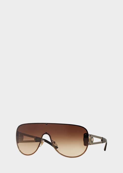 1786f7f6a26 VERSACE Vintage Vanitas Brown Sunglasses.  versace  vintage vanitas brown  sunglasses