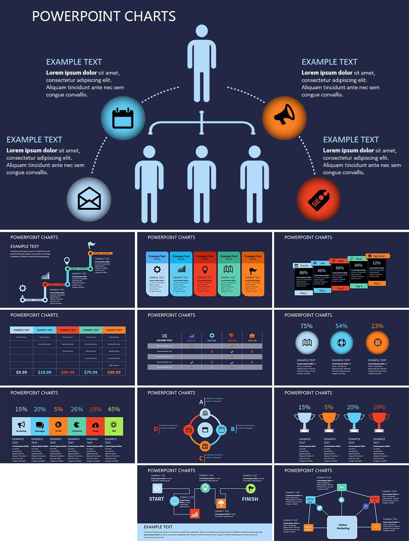 Event Management PowerPoint charts (с изображениями)