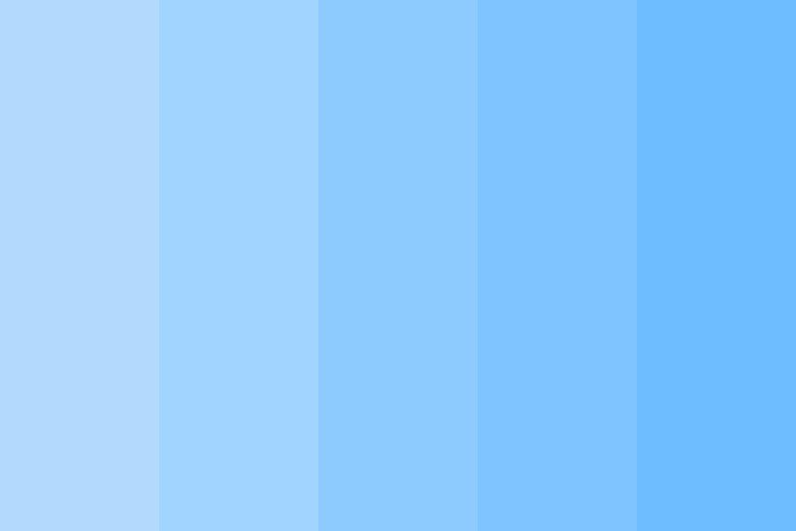 Pastel Dark Blue Uwu Color Palette Colorpalette Colorpalettes