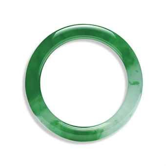 Hong Kong Magnificent Jewels Jadeite Bangle Christies Saleroom Emerald Green Stone Jadeite Bangles