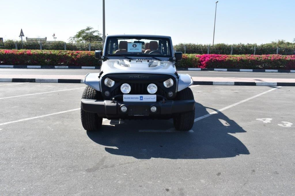 Jeep Wrangler Sport 4x4 Desert Eagle Edition Incl Vat Warranty