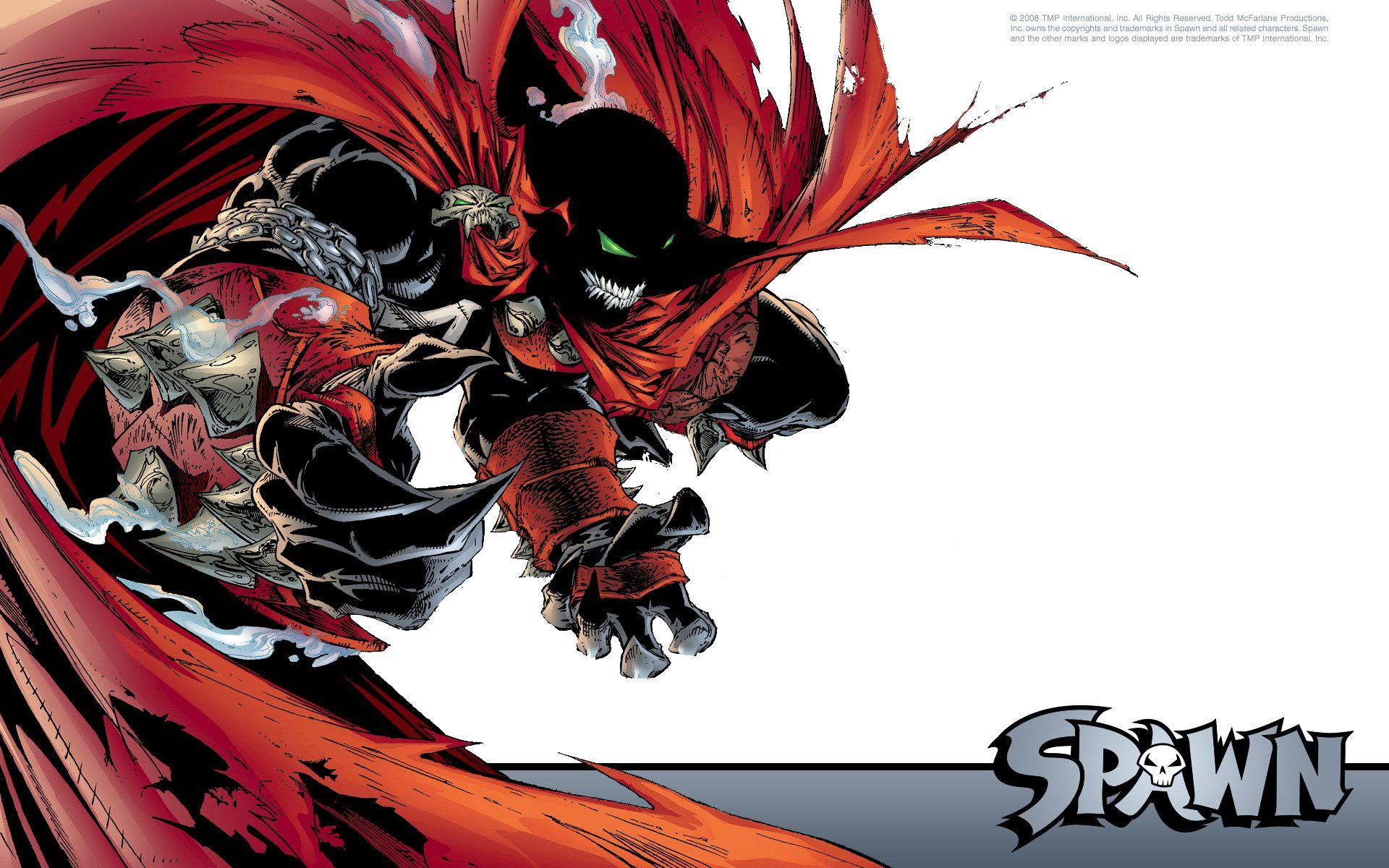 Hellspawn Wallpaper For Iphone Free Download Spawn