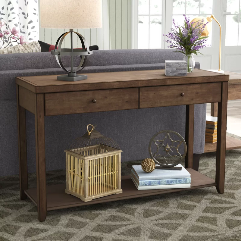 Fine Bleckley 46 Console Table Ibusinesslaw Wood Chair Design Ideas Ibusinesslaworg