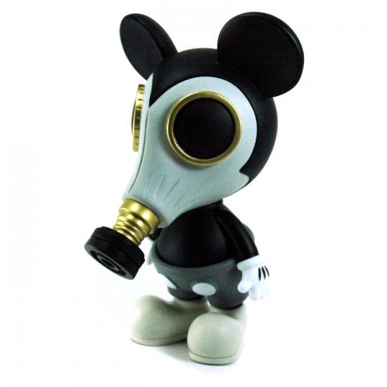 Large Mousemask Murphy Zacpac Gray Version Toys Toys