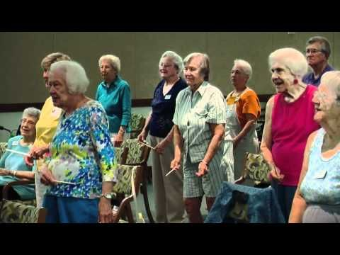 conductorcise an excellent program for seniors  senior