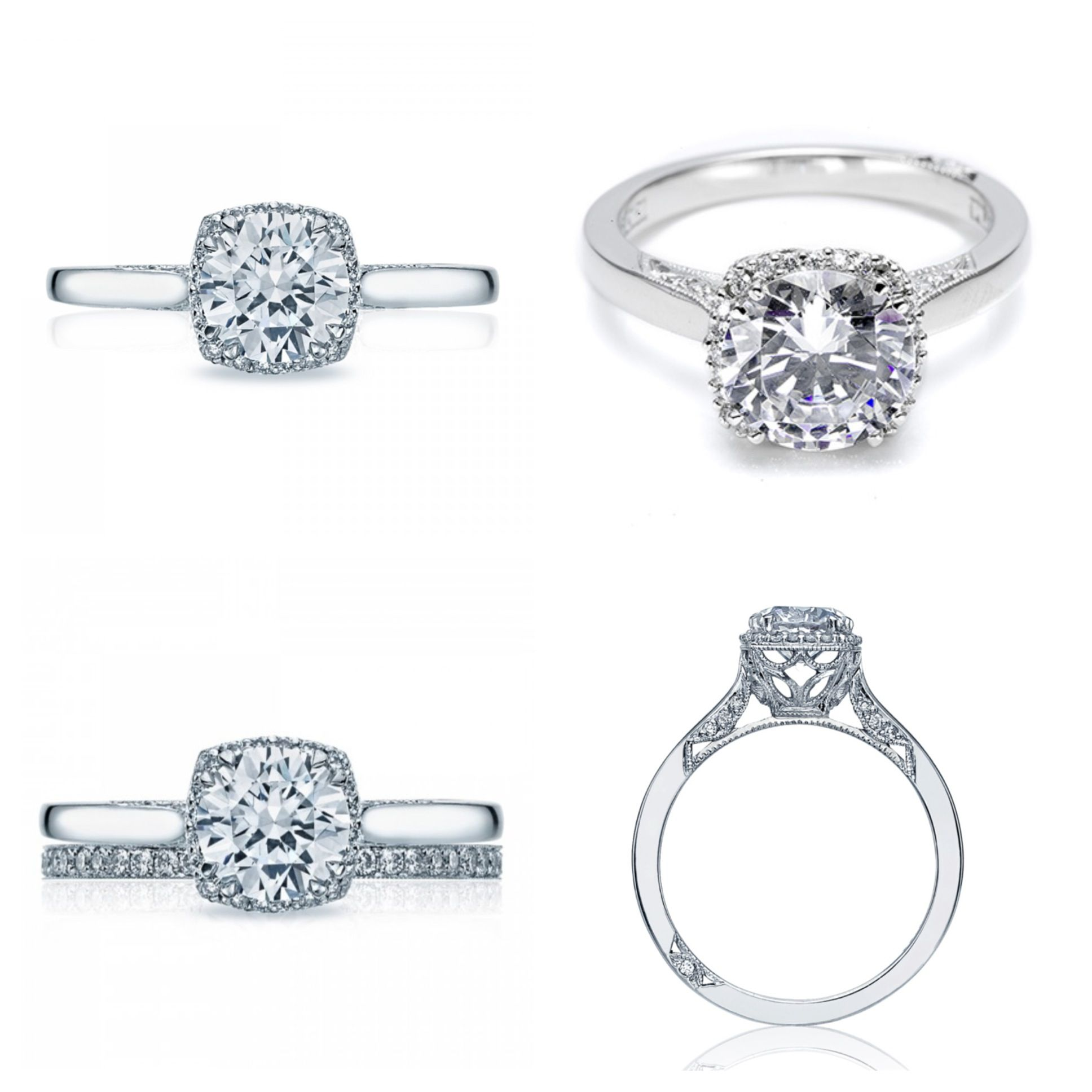 Tacori Engagement Ring 2620rdsm is is a perfect ring for me