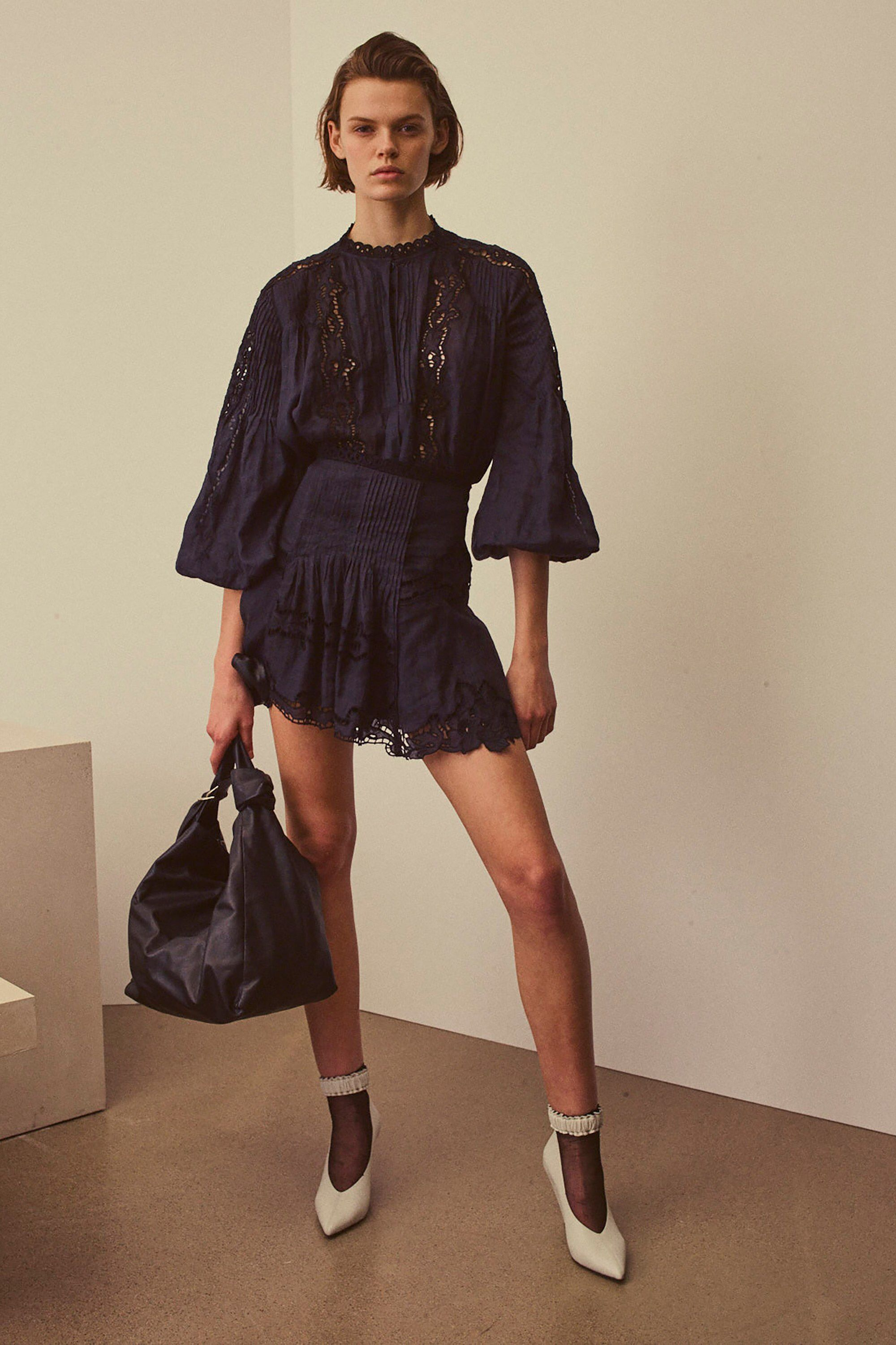 to wear - Marant isabel get the look video